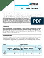 Paralon Plus Fire PDF