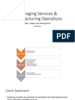Managing Services & Manufacturing Operations [Autosaved]