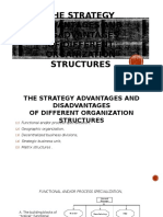 The Strategy Advantages and Disadvantages (Autorecovered)
