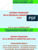 2.3. Fce-Adm-fin.-sistema Financiero Argentino 2011