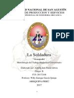 Astulle Aza Frank Edwin-CUI 20172168-Grupo B-Ing. Mecanica-Soldadura.docx