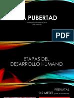 PPT La Pubertad Completo 1