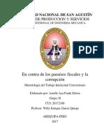 Astulle Aza Frank Edwin-Grupo B-CUI 20172168-Ing. Mecanica-Paraisos Fiscales