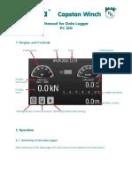 Anleitung PC 310 Manual_eng