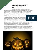 The Enchanting Night of Halloween[1]