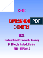 Env Chem Text