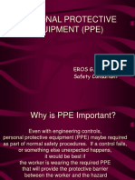 Day 3 Personal Protective Equipment (PPE).ppt