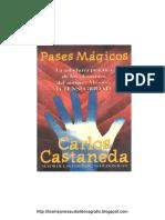 PASES MAGICOS - Carlos Castaneda.pdf