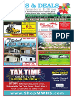 Steals & Deals Southeastern Edition 4-4-19