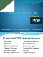 Preparación para el ENES 2016.ppsx