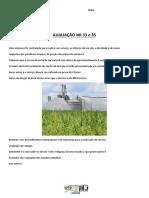 avaliação nr 33 e 35.docx