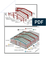 Steel Buildings Analysis