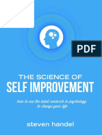 The Science of Self Improvement
