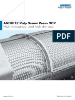 Pp Pulprecycled Dewatering Scp Data