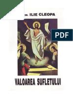 Arhim. Ilie Cleopa - Valoarea sufletului.pdf