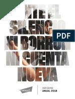 Ante el silencio - Informe A19 2018_PUB.pdf