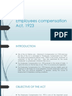 Employees compensation Act, 1923.pptx