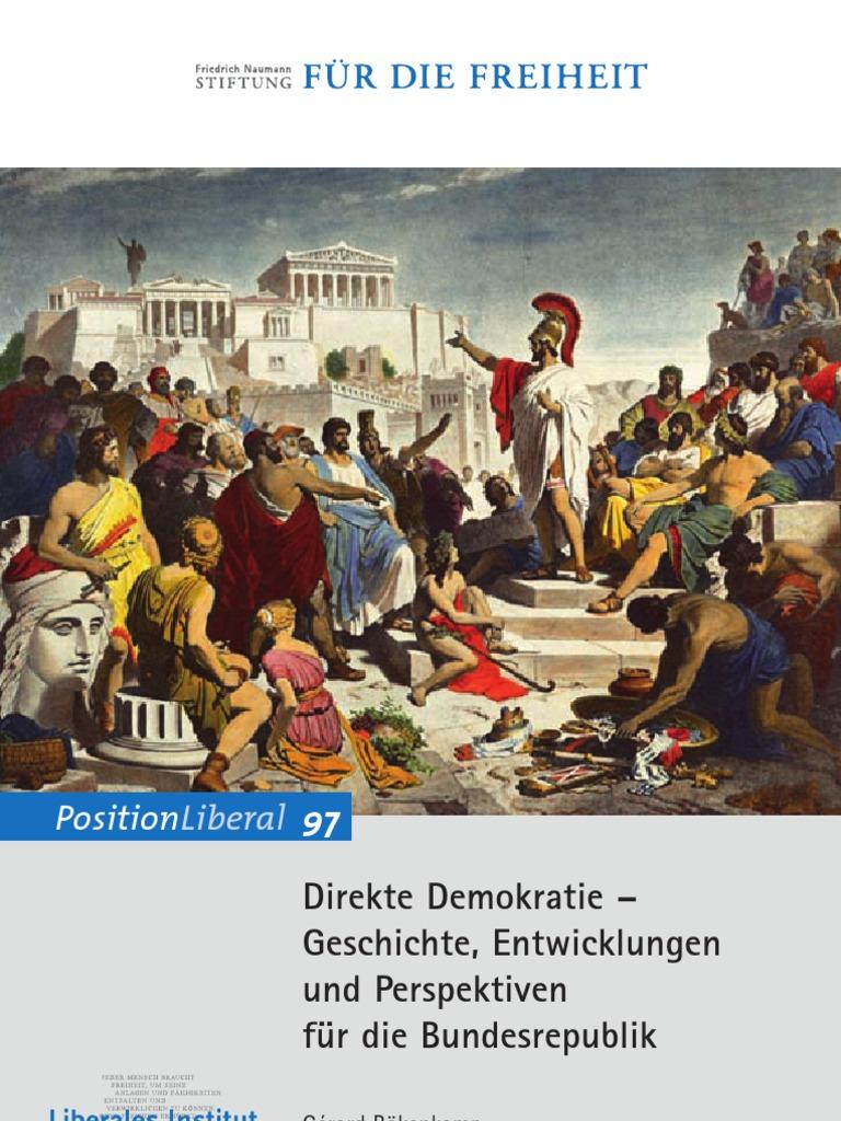 Demokratie Geschichte