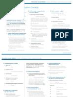 checklist for solar farms