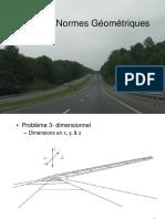 03 Trace Et Normes Geometriques