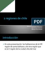 2 Regiones de Chile