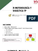 Taller Metodología y Didáctica TP.pptx
