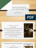 PEnitencia Siglo VI-VII