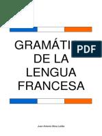 Gramatica de La Lengua Francesa
