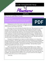plowshares april 2019
