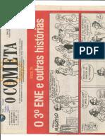 Jornal O Cometa (matéria sobre III ENE)