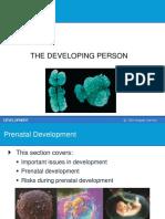 general development handout