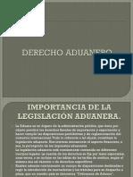 Importancia de La Legislación Aduanera