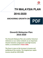 Topic 2 - 11th Malaysian Plan