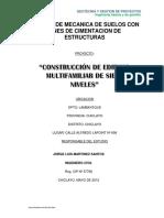 Estudio de mecanica de suelos Multifamiliar 7 niveles - Chiclayo.docx