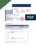 Configuração da Conta e Parametros.docx