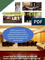 hoteles corporativos