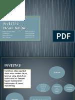 Mapping 1 Investasi Dan Pasar Modal