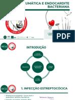 LIGA LADO - Febre Reumática e Endocardite Bacteriana