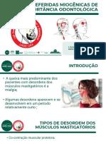 LIGA LADO - Dores Referidas Miogênicas de Importância Odontológica