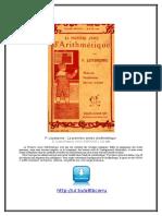 P. Leyssenne - La Première Année d'Arithmétique _1915