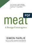 Meat Foreword by Gene Logsdon