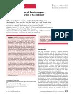Adaptación a largo plazo de Saccharomyces cerevisiae a la carga de producción de insulina recombinante.pdf