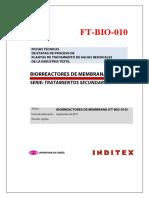 Biorreactores de Membrana (BRM)