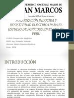 IP Resistividad