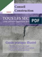 Guide Prevenir Apparition Fissures
