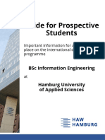 ApplicationGuide BScInformationEngineering HAWHamburg W2018