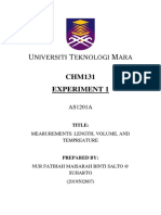 CHM131 EXPERIMENT 1.docx
