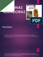 MAQUINAS REUNIDORAS.pptx