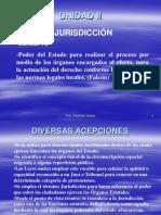 Derecho Procesal Civil y Comercial Bolilla 2 Resumen (UNNE)