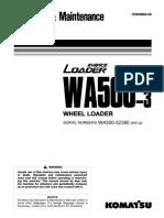 OM  WA500-3 # 5238 ~ Up TEN00065-00.pdf